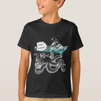 Octopus attack T-Shirt