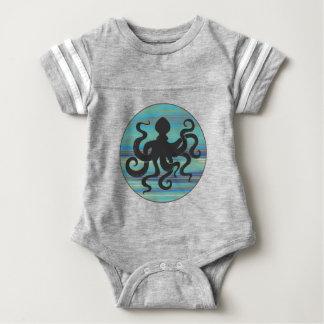 Octopus Baby Bodysuit