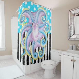 Octopus Blue Pattern