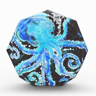 Octopus bubbles