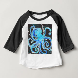 Octopus bubbles baby T-Shirt