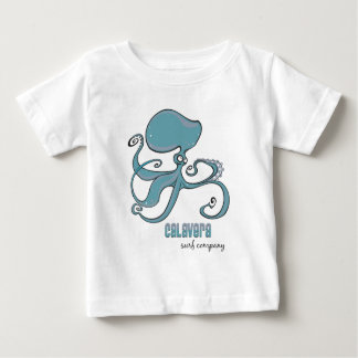 Octopus - Calavera Surf Co. Kids Baby T-Shirt