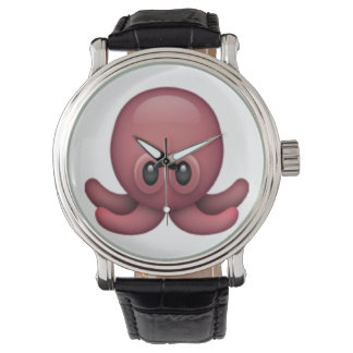 Octopus - Emoji Watch