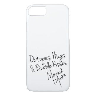 Octopus Hugs & Bubble Kisses Autographed Case