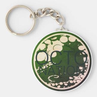 Octopus! Keychain