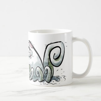 Octopus Kitty Coffee Mug