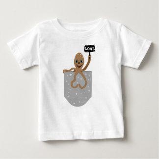 Octopus love baby T-Shirt