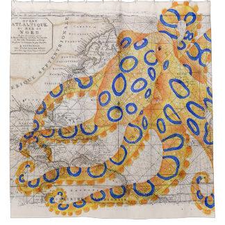 Octopus Orange Map