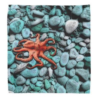 Octopus Pebbles Bandana