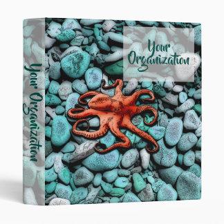 Octopus Pebbles Binder