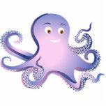Octopus Photo Sculpture