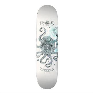 Octopus - Salt Club 76 - Down by the Sea Custom Skateboard