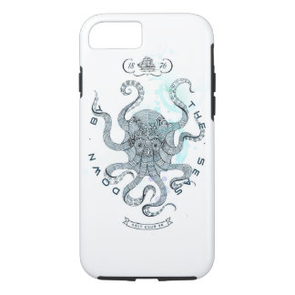 Octopus - Salt Club 76 - Down by the Sea iPhone 8/7 Case