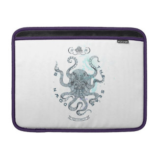 Octopus - Salt Club 76 - Down by the Sea MacBook Sleeve