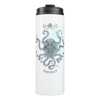 Octopus - Salt Club 76 - Down by the Sea Thermal Tumbler
