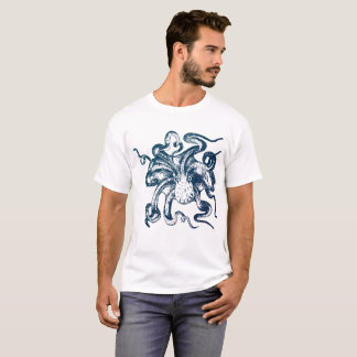 Octopus Shirt for Women / Men - Premium Tee Shirt