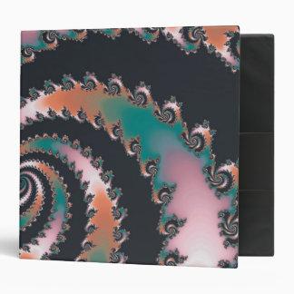 Octopus Swirl Vinyl Binders