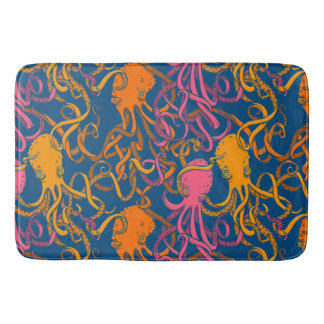 Octopus Tangle Bath Mat