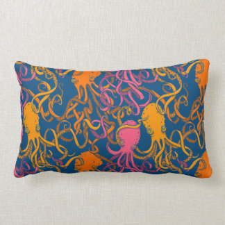 Octopus Tangle Pillow