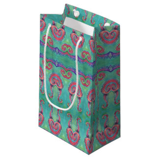 octopus tentacles gift bag