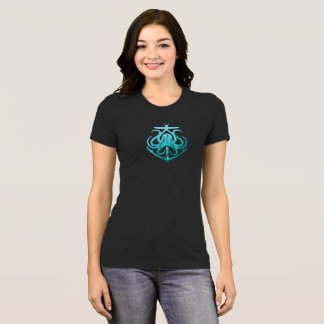 Octopus with Anchor T-Shirt