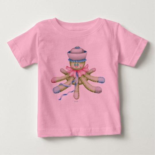 OCTOPUSS BABY CUTE Baby Fine Jersey T-Shirt 2