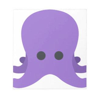 Octopuss Emoji Notepad