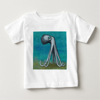 """Octosquid""_We all know one Baby T-Shirt"