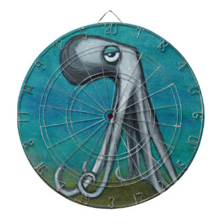 """Octosquid""_We all know one Dartboard"