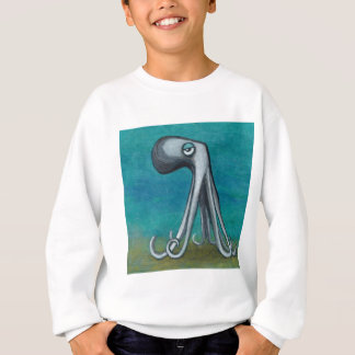 """Octosquid""_We all know one Sweatshirt"
