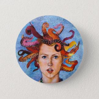 Octupi My Mind 2 Inch Round Button
