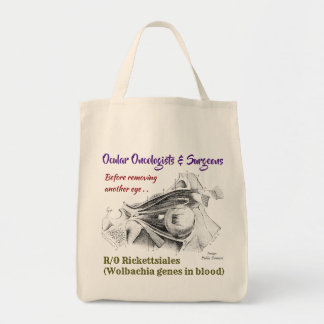 Ocular Oncologists/Surgeons R/O Wolbachia by Rose Tote Bag