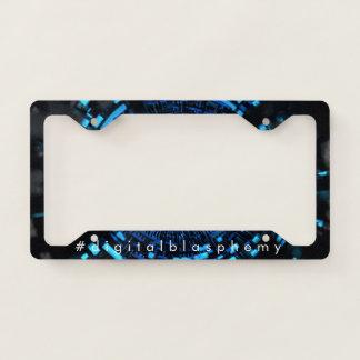 Oculus License Plate Frame