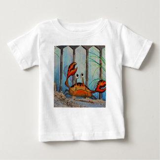 Ocypoid Crab Baby T-Shirt