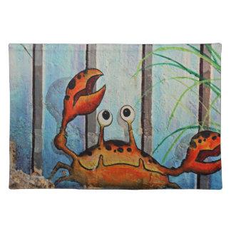 Ocypoid Crab Placemat