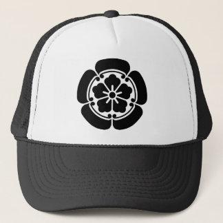 Oda Crest Trucker Cap