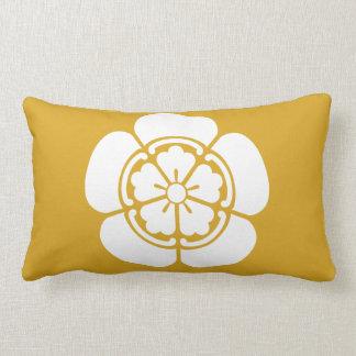 Oda melon lumbar pillow