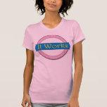 ODAAT - Gardez la chemise des femmes de retour T-shirt