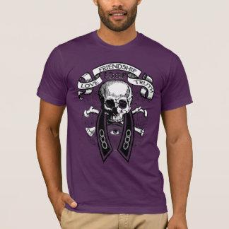 Odd Fellows FLT Skull and Collar T-Shirt
