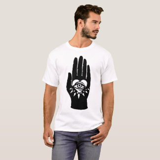 Odd Fellows Heart in Hand with All Seeing Eye T-Shirt