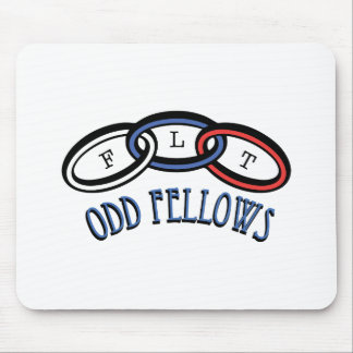 Odd Fellows Mouse Pad