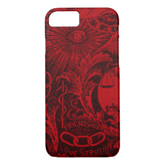 Odd Fellows Woven Tapestry iPhone 8/7 Case