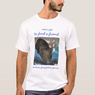 odd friendship T-Shirt