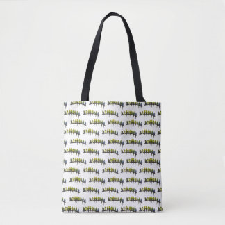 Odd One Out All Over Print Bag (choose colour)