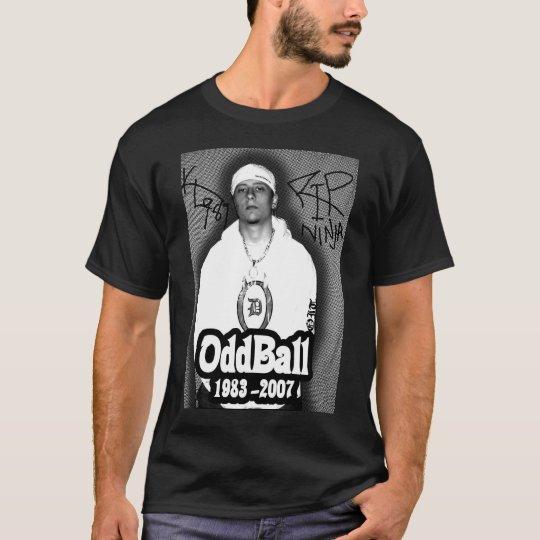 Oddball Memorial Tee