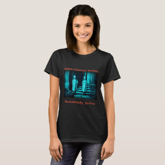 Oddie's Historical Features - Emilie Sagée T-Shirt