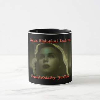 Oddie's Historical Features - Evelyn Mug