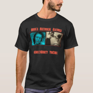 Oddie's Historical Features Version 3 T-Shirt