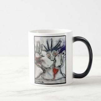 Oddity III Morphing Mug