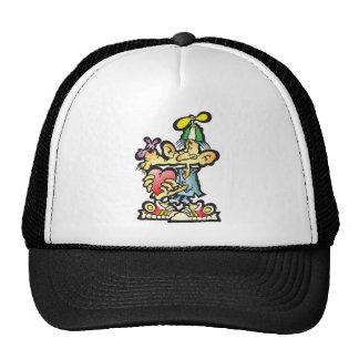 oddley-bodley trucker hats